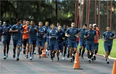 Motagua con un equipo alternativo ante el Atlético Olanchano