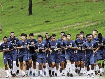 Sub-20 inicia su preparación de cara al Mundial de Nueva Zelanda
