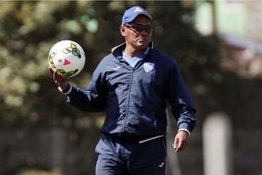 José Valladares, lamentó el empate que obtuvieron ayer ante Cuba