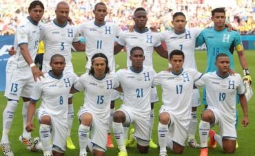 Selección de Honduras sigue en picada en el ranking de la Fifa