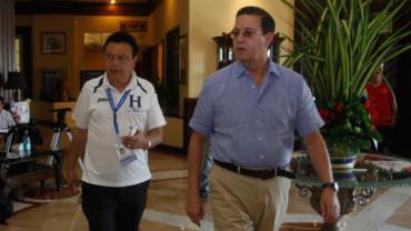 Rafael Callejas dejara de ser presidente de la FENAFUTH el 21 de Marzo