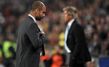 Manchester City irá a por Guardiola si Pellegrini no gana títulos