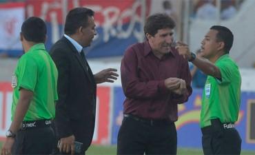 """Héctor Vargas: """"El árbitro Manuel Zelaya me amenazó por ser foráneo"""""""