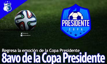 Regresa la gran emoción de la Copa Presidente