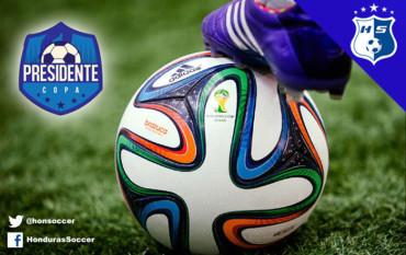 Copa Presidente ya tiene fecha de los Octavos de Final
