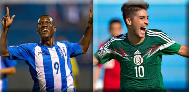 Honduras-México por la Corona del Pre-Mundial, Honduras 2015