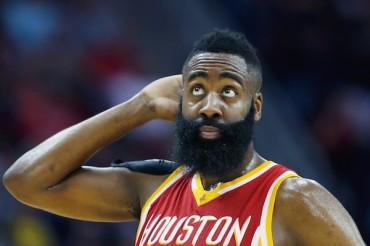 Harden celebró con 50 puntos ante Nuggets