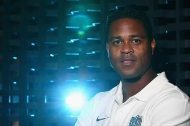 Patrick Kluivert, nuevo seleccionador de Curaçao
