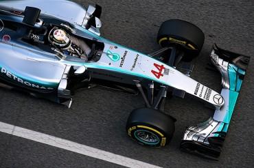 Hamilton, a emular a Senna en títulos F1