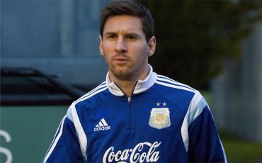 Leo Messi seguirá concentrado con Argentina en Washington