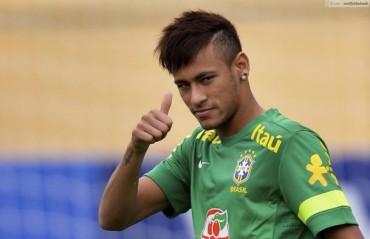 Neymar ya se encuentra en París con Brasil
