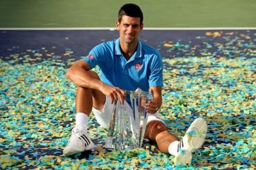 'Nole' repitió dosis a Federer y ganó Indian Wells