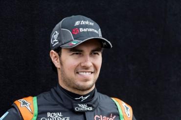 'Checo' Pérez, en top ten de pilotos más comerciales
