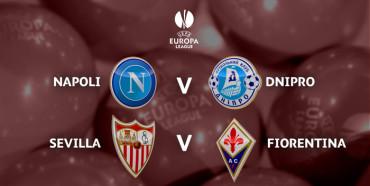 Listas las Semis de Europa League