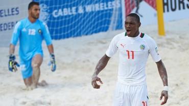 Senegal y Madagascar, los representantes africanos en Copa Mundial