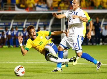 Juego amistoso entre Honduras-Brasil ya tiene día y hora