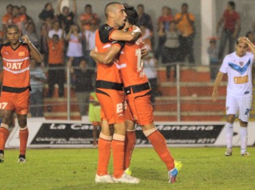 Por un penal cometido a Eddie Hernández, calificó el Correcaminos