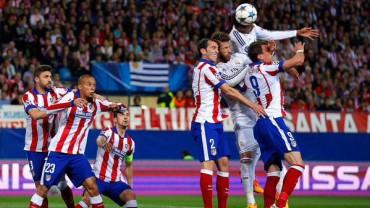 El Atlético y el Real Madrid empatan y todo se decidira en el Bernabéu