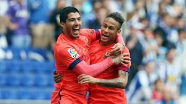 El Barcelona sigue sin soltar el liderato de la Liga al vencer al Espanyol