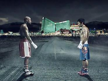 Lanzan video promocional de Mayweather Jr. vs. Pacquiao