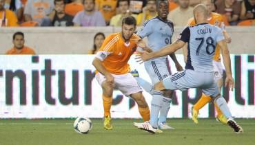 Houston Dynamo y Kansas City protagonizaron el partido más emocionante de la MLS