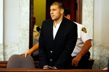 Defensa admitió que Aaron Hernández atestiguó asesinato