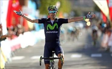 Valverde opta a revalidar la victoria en la clásica navarra