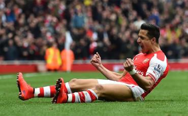 """Alexis: """"El Arsenal tiene jugadores para ganar cosas"""""""