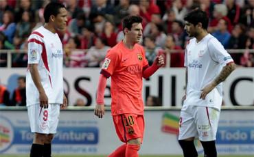 El Barça se complica la vida y da un paso atrás en la Liga Española