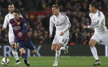 FC Barcelona y Real Madrid afrontan las nueve finales en la Liga Española