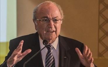 """Blatter: """"Los que no quieren el Mundial en Rusia que se queden en casa"""""""