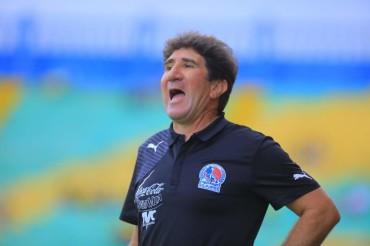 """Héctor Vargas: """"La punta se presta, no se regala"""""""