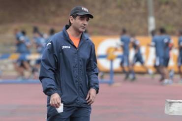 """Diego Vázquez: """"Esperamos cosechar un buen resultado ante Honduras Progreso"""""""