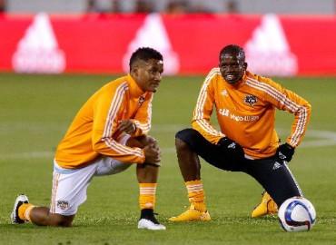 Boniek, López y Garrido vieron acción en el triunfo del Houston Dynamo