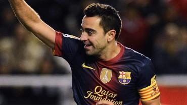 Xavi no le cierra las puertas al Barça