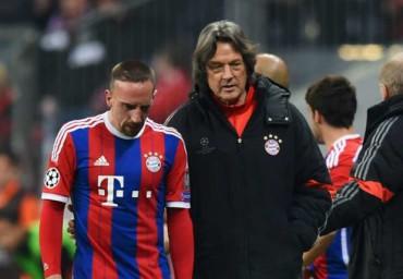 El Bayern pierde ahora sus fisioterapeutas