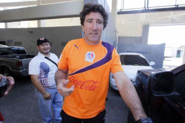 """Héctor Vargas: """"A mi la prensa no me provoca ningún desgaste"""""""