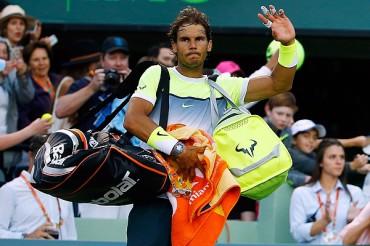 Rafa Nadal descendió en el ranking ATP