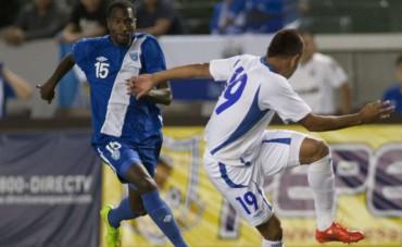 Guatemala y El Salvador empataron a cero en un partido amistoso