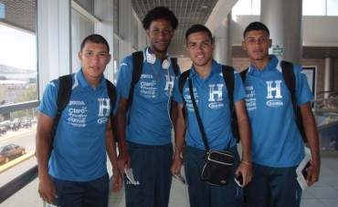 Con la frente en alto regreso la Selección Sub-20 a Honduras