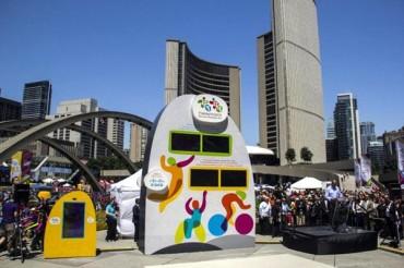 A 100 días de Toronto 2015, inició la cuenta regresiva