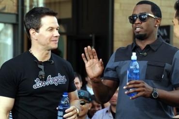 Diddy y Wahlberg apostaron al ganador de MayPac