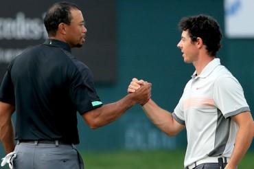 El tributo de McIlroy a Tiger Woods en comercial