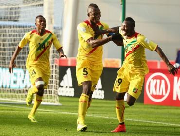 Mali arrancó su participación sumando tres puntos ante México