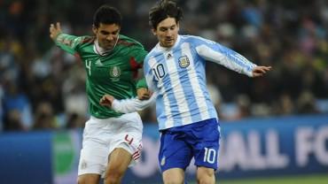 Argentina jugará amistoso con México