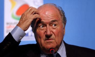 """Joseph Blatter: """"Los corruptos son minoría"""""""