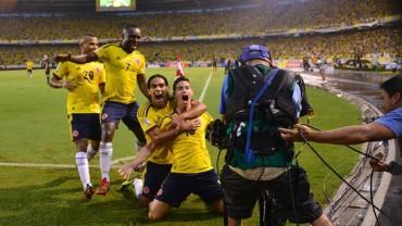 James y Falcao encabezan la lista cafetera para la Copa America