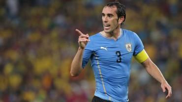 Godín y Cavani lideran la lista definitiva de la Selección de Uruguay
