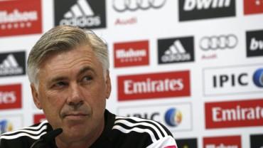 Real Madrid despidió a Carlo Ancelotti
