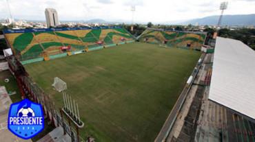Estadio Morazán albergará la final de la Copa Presidente